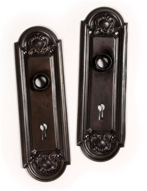 Matching Door Locks by Eleven Matching Antique Door Hardware Sets Crofton By