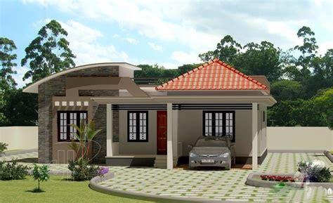 low budget modern 3 bedroom house design low cost 3 bedroom modern kerala home free plan budget 3
