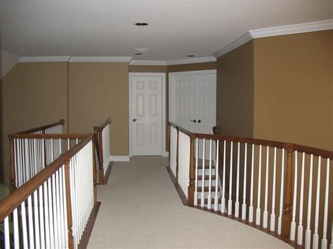 latte paint color paints by sherwin williams left side is latte and right