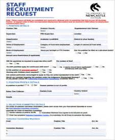 Recruitment Agency Registration Form Template by Recruitment Request Form Web Form Templates Customize