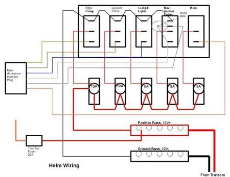 proline boat wiring diagram wiring diagram manual
