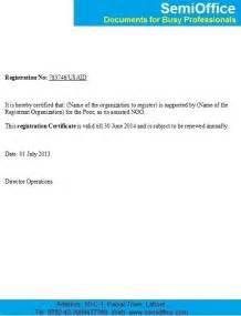 Reference Letter Format For Tnvat Registration Sle Letter For Employment Certificate Request Cover Letter Templates