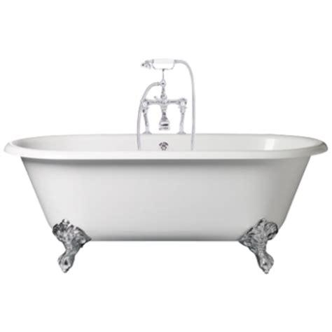 durchsichtige badewanne freestanding bath 2 tap holes fired earth