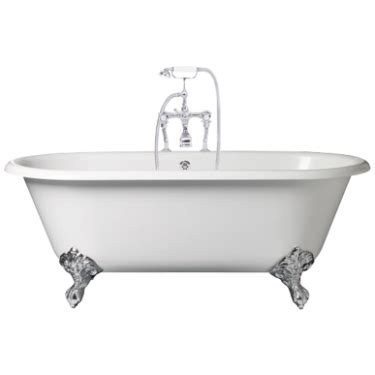 Stone Baths by Freestanding Bath 2 Tap Holes Fired Earth