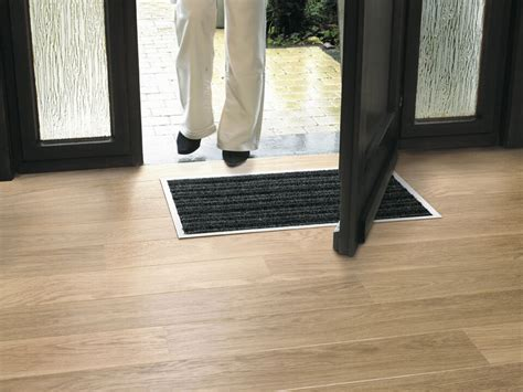 Doormat Well Frame by Step Laminate Floor Entrance Mat System Mat Well