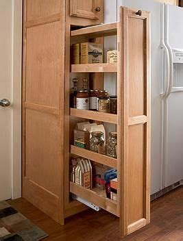 Free Standing Pull Out Pantry by 1000 Ideas About Kitchen Pantry Cabinets On