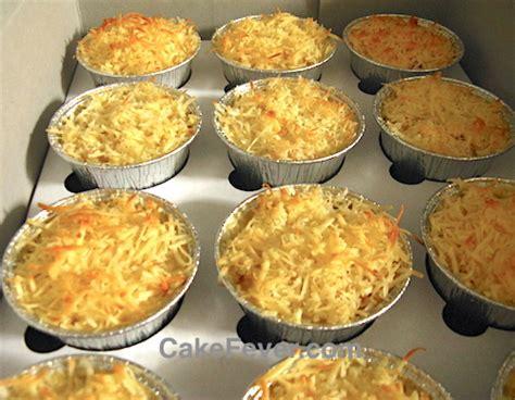 Cup Aluminium Foil Loyang Macaroni Schotel Kukus Oven Hati Foto Macaroni Schotel Dalam Kemasan Cup Cakefever