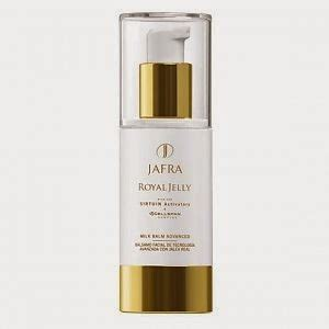 Siang Jafra produk jafra jafra royal jelly milk balm advanced