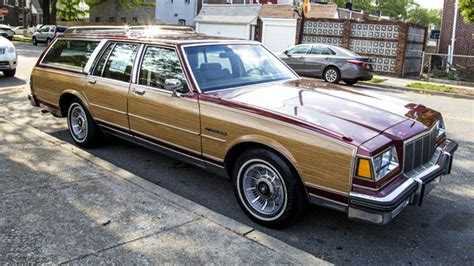 52 000 mile survivor 1990 buick lesabre estate