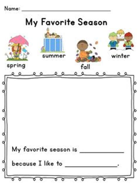 My Favorite Season Essay by 1000 Ideas About Seasons Activities On Weather Activities Weather Seasons And