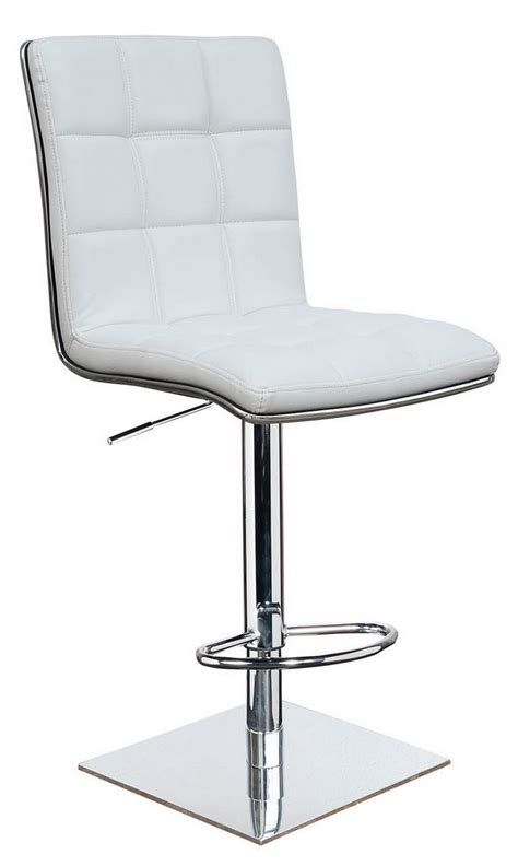 Outdoor Bar Stools Las Vegas by Verona White Leatherette Bar Stool Las Vegas Furniture