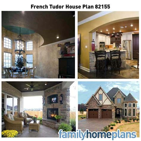french tudor house plan family home plans blog 86 best home plans blog images on pinterest country