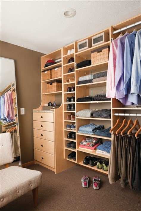 California Closets Wardrobe by California Closets Walk Ins