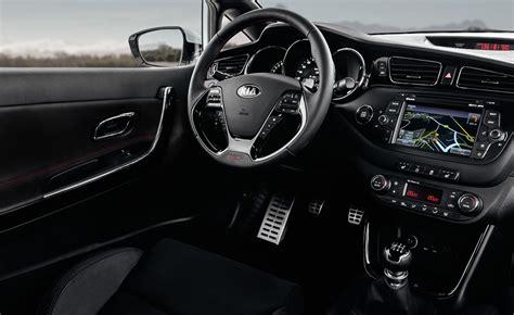 Kia Pro Ceed Interior The New Kia Pro Cee D Gt