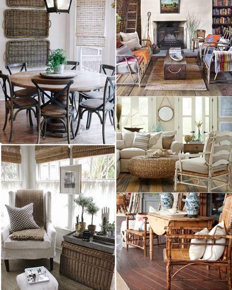 Keranjang Baju Rotan tak harus sofa rotan pun jadi rumah dan gaya hidup
