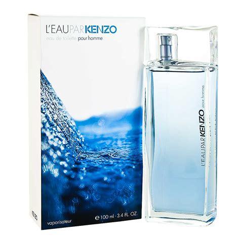 Parfum Kenzo l eau par kenzo pour homme by kenzo