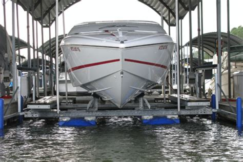 boat lift centering bumpers centering guide boat lift
