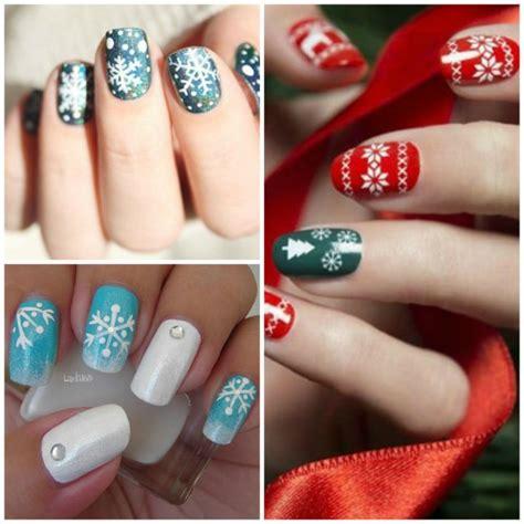 imagenes uñas de acrilico 2016 lindas imagenes de u 241 as acrilicas de navidad