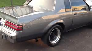 1987 Buick Regal T Type 1987 Buick Regal T Type