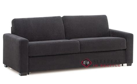 Customize And Personalize Roommate Queen Fabric Sofa By Palliser Sleeper Sofa