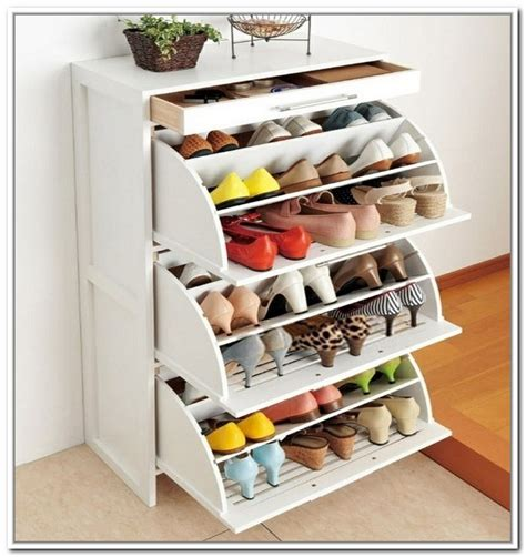 closet shoe storage solutions unique wooden closet shoe organizer roselawnlutheran
