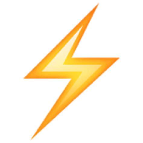 high voltage sign emoji u 26a1 u e13d u 26a1 u fe0f