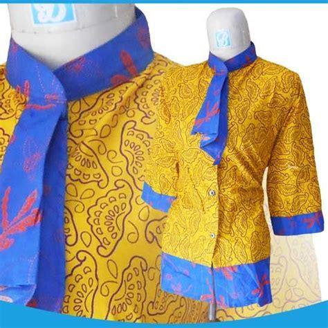 Blouse Batik Serasi Verina Kuning desain batik hitam putih related keywords desain batik hitam putih keywords keywordsking
