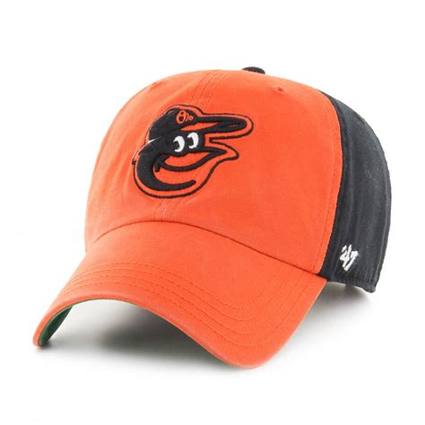 baltimore orioles mlb hat 2016 flagstaff clean up cap 47
