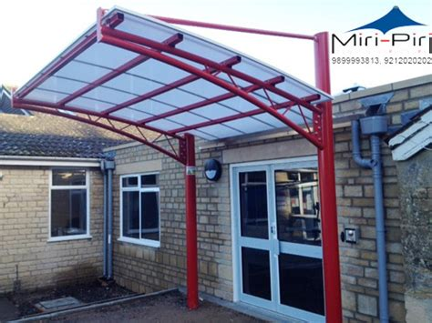 Simple Awning Design Mp Cantilevered Entrance Canopy Cantilevered Entrance