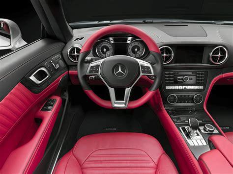 Mercedes Interior by 2014 Mercedes Sl Class Price Photos Reviews