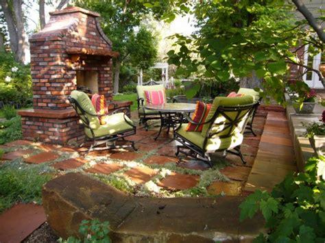 Patio Areas In Gardens Bequemer Sitzplatz Im Garten 20 Stilvolle Sitzecken Im