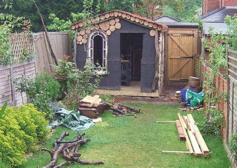 tifany blog     build  shed  scratch