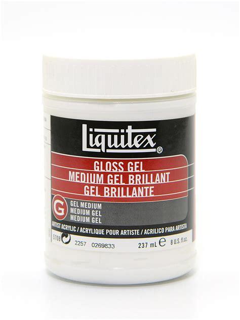 Acrylic Gel Medium liquitex acrylic gloss gel medium misterart