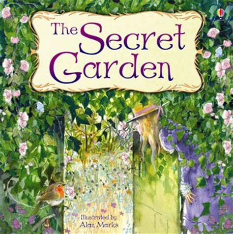 garden picture books the secret garden