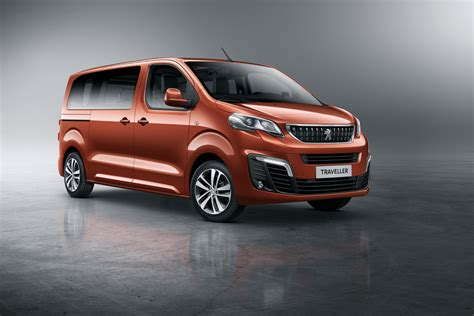the new peugeot these are the new peugeot traveller citroen spacetourer