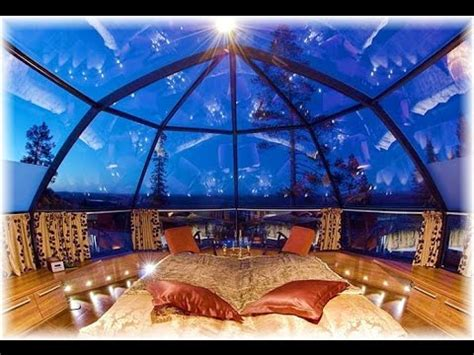 alaska igloo hotel northern lights would you like to the in a glass igloo