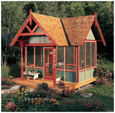 screen house plans the family handyman free screen house outdoor living room and deck shelter