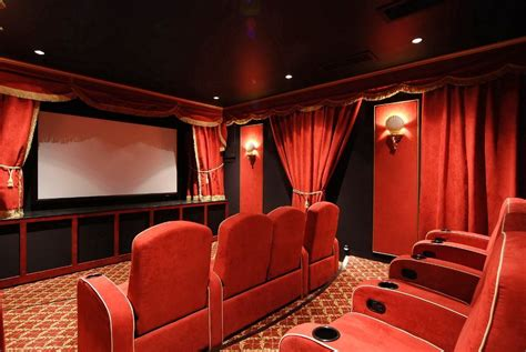 theater decor home design reels for
