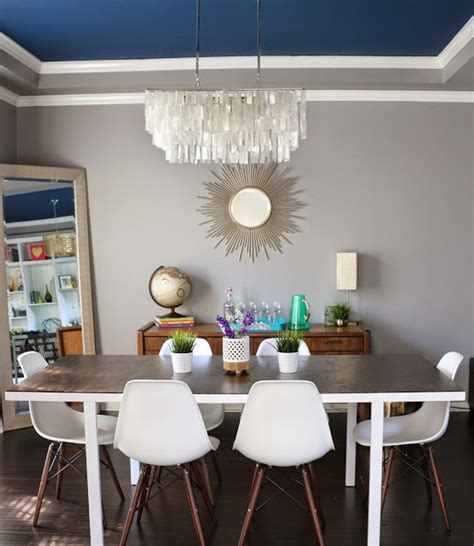 Ikea Dining Table Hack A Kailo Chic A 60 Mid Century Modern Ikea Dining Table Hack