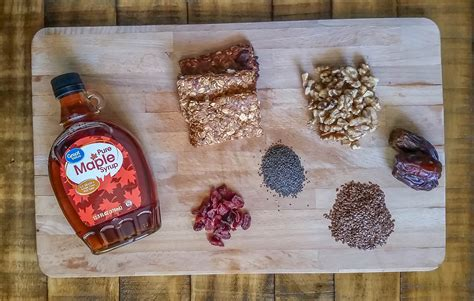 Detox Granola Bars by Detox 21 The End And Granola Bars Healthy And