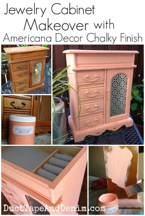 americana chalk paint diy decoart crafts 15 diy jewelry displays and organizers