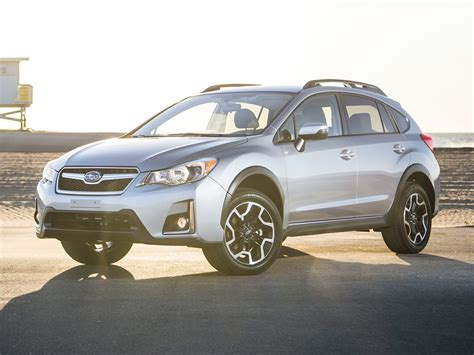 suv subaru 2017 2017 subaru crosstrek price photos reviews features