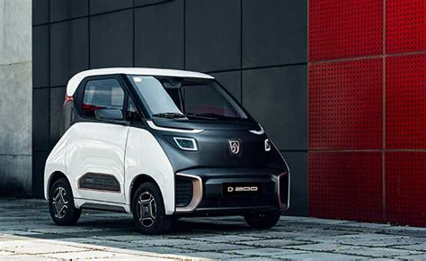 interior wuling e100 saic gm wuling to launch its second electric car the