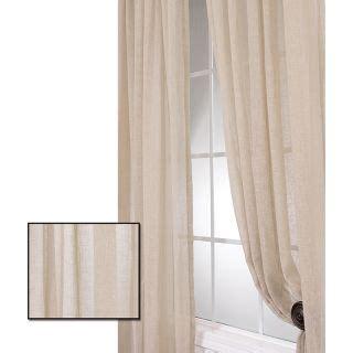 96 inch sheer curtain panels linen open weave natural 120 inch sheer curtain panel on