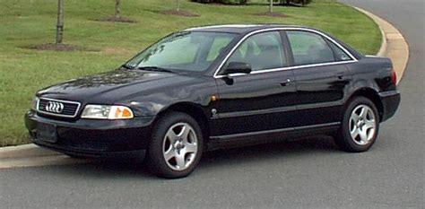 1997 Audi A4 Quattro by 1997 Audi A4 Quattro 2 8