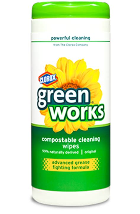 target clorox green works cleaning wipes