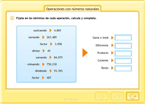 imagenes con numeros naturales coleydeporte giros operaciones con fracciones y otros