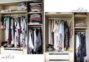 kleiderschrank aussortieren ein kleiderschrank voller lieblingsteile das ausmisten