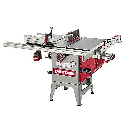 Craftsman 10 Inch Table Saw Model No 009922114000