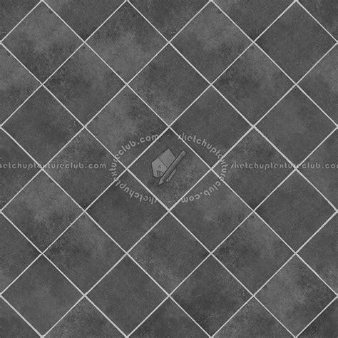 Checkerboard cement floor tile texture seamless 13417